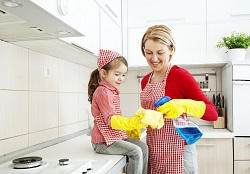 household cleaning in london